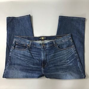 Lucky brand 181 relax straight jeans size 42x30